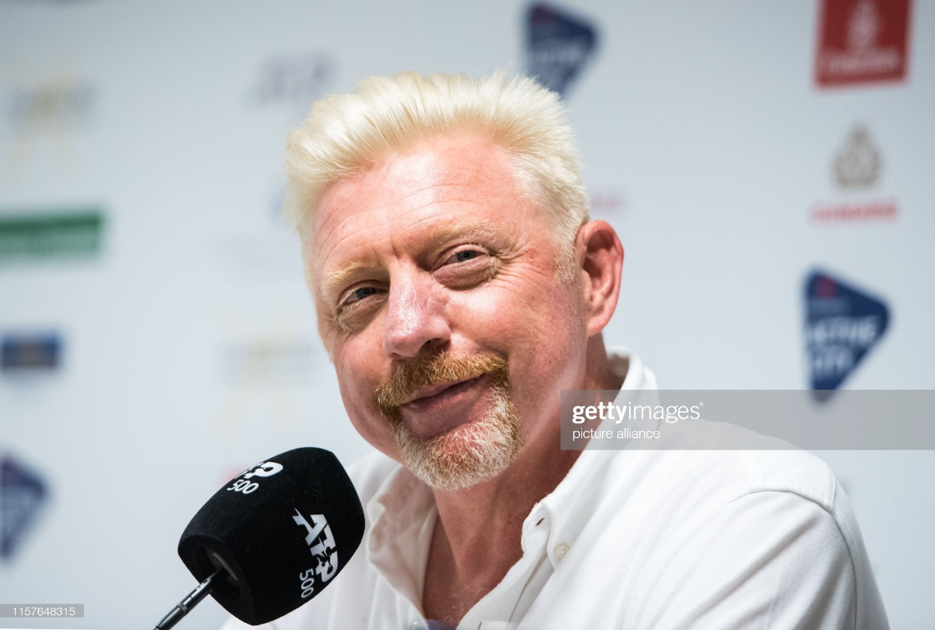 Tennis - Hamburg European Open : News Photo