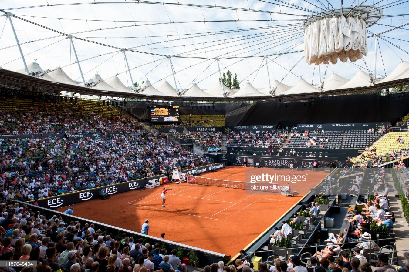 Tennis - Hamburg European Open : News Photo