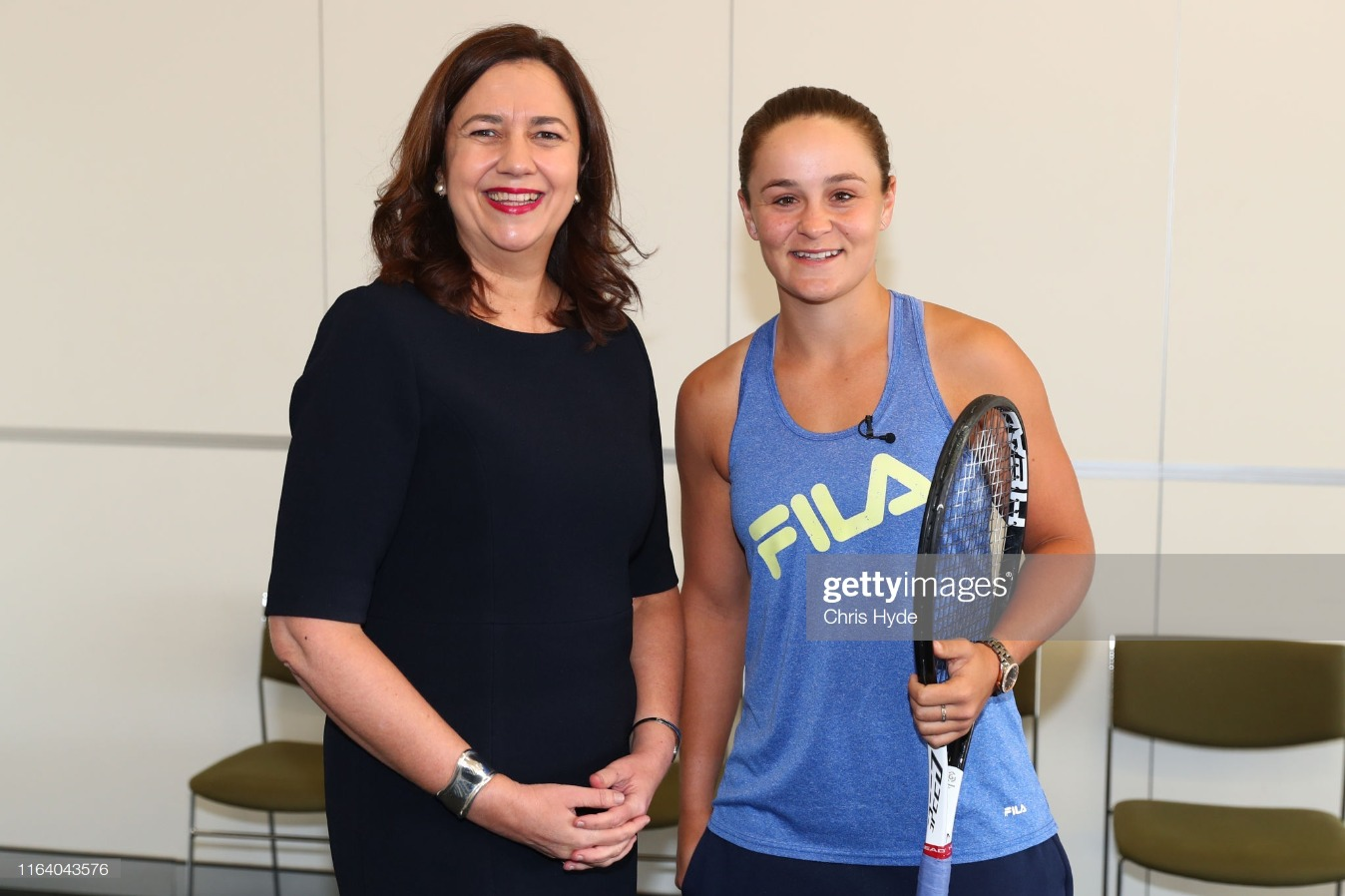 Ash Barty Welcome Home : News Photo