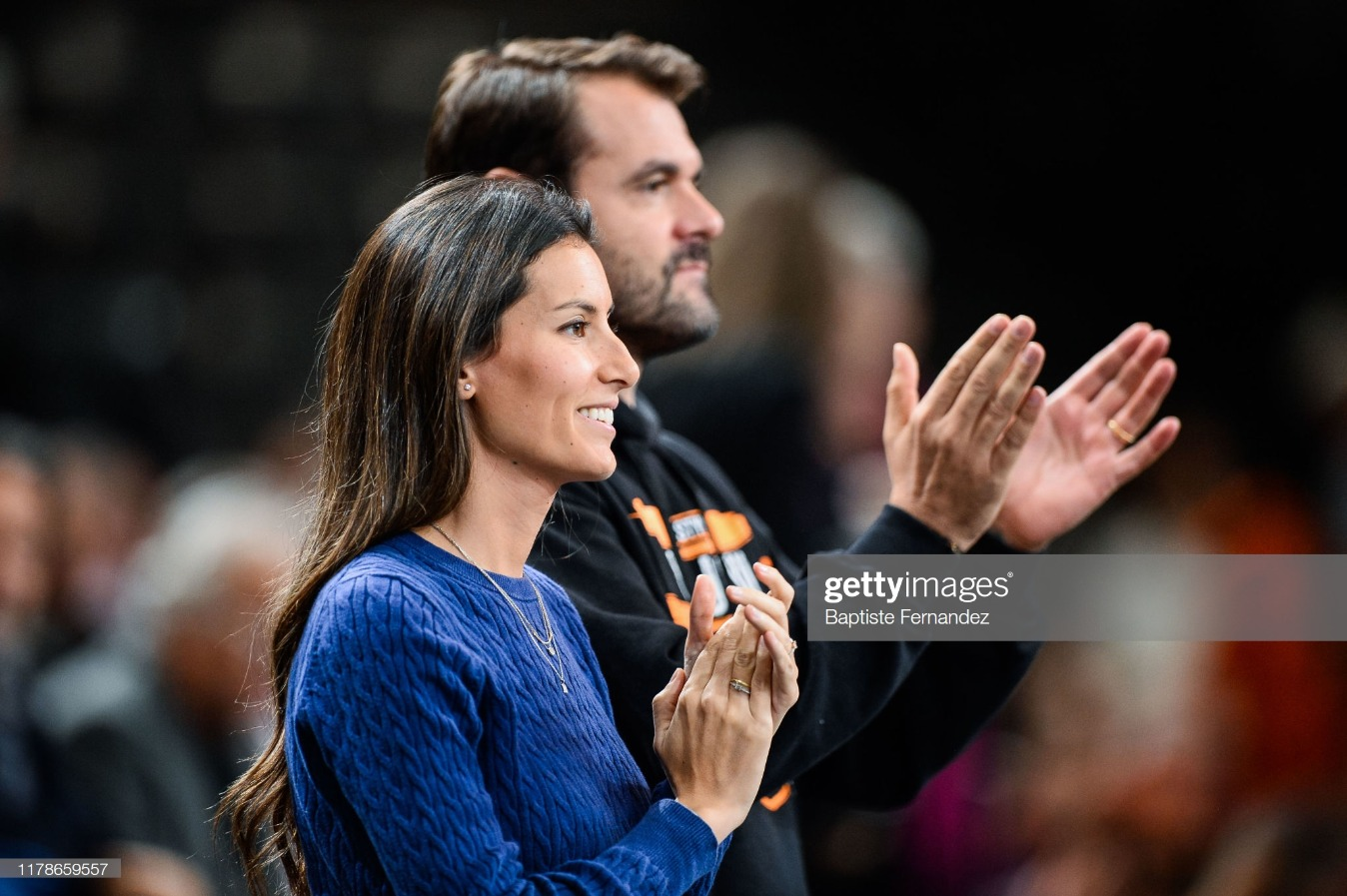 Rolex Paris Masters - Masters 1000 - Day 1 : News Photo