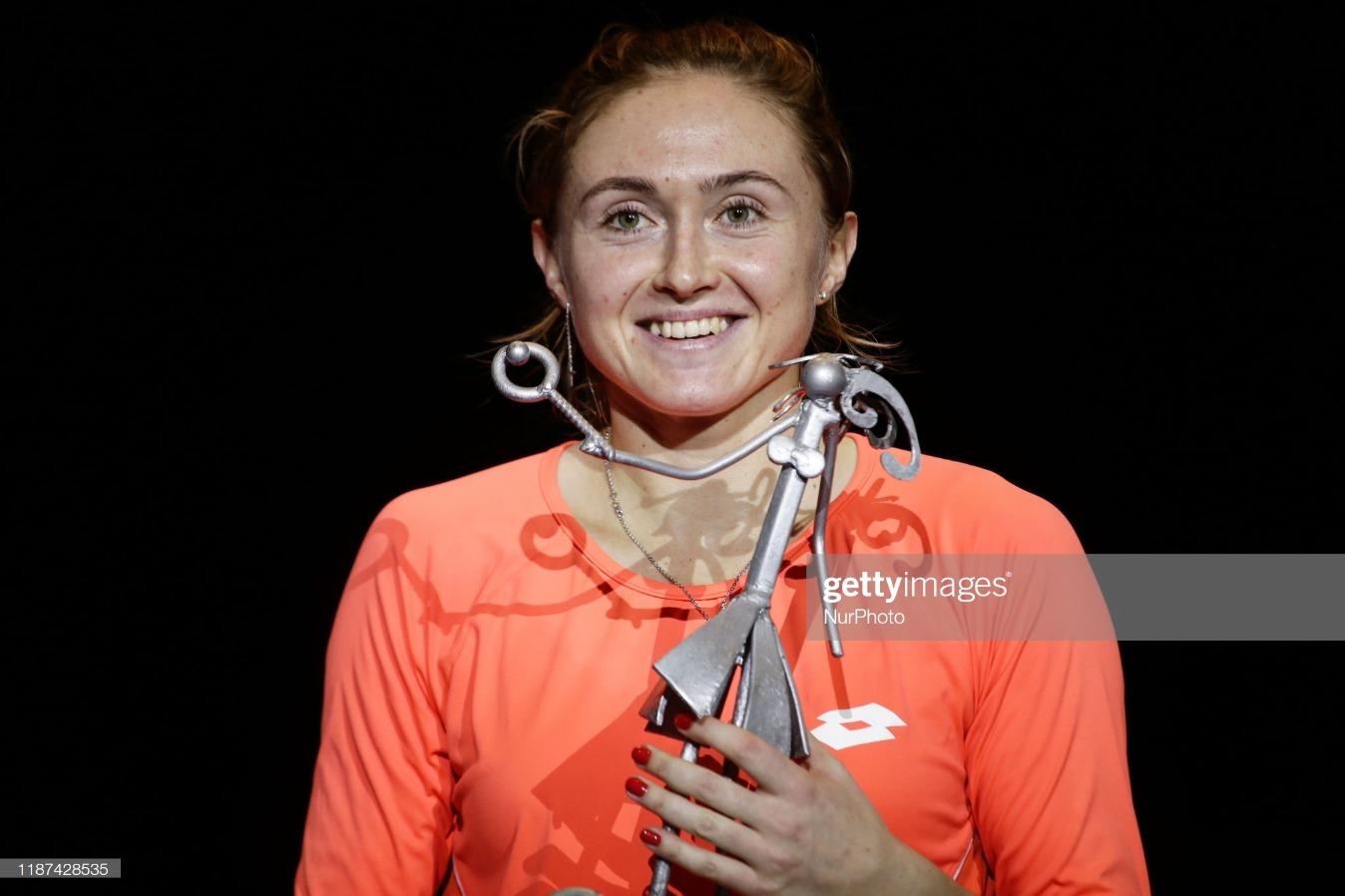 Caen Open Tennis Tournament Women's Singles Final : News Photo