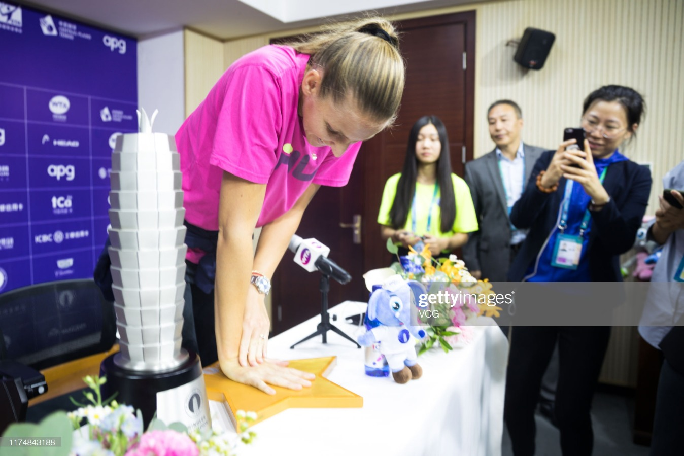 Zhengzhou Open 2019 - Day 7 : News Photo