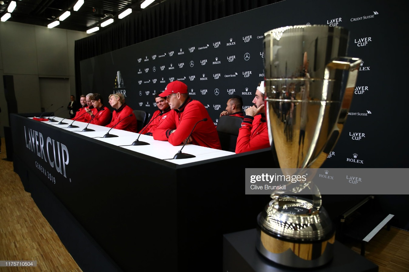 Laver Cup 2019 - Preview Day 4 : News Photo