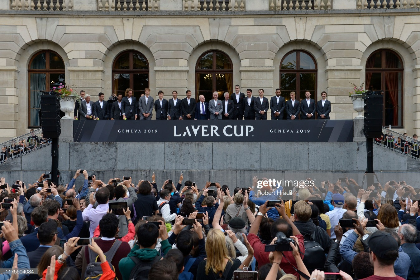 Laver Cup 2019 - Preview Day 3 : News Photo