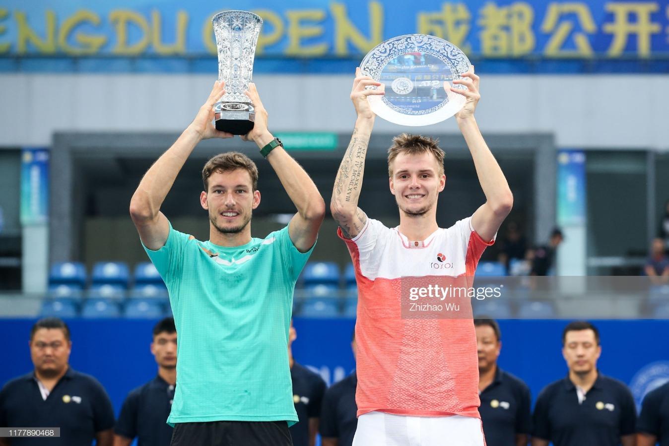 2019 ATP Chengdu Open - Day 9 : News Photo