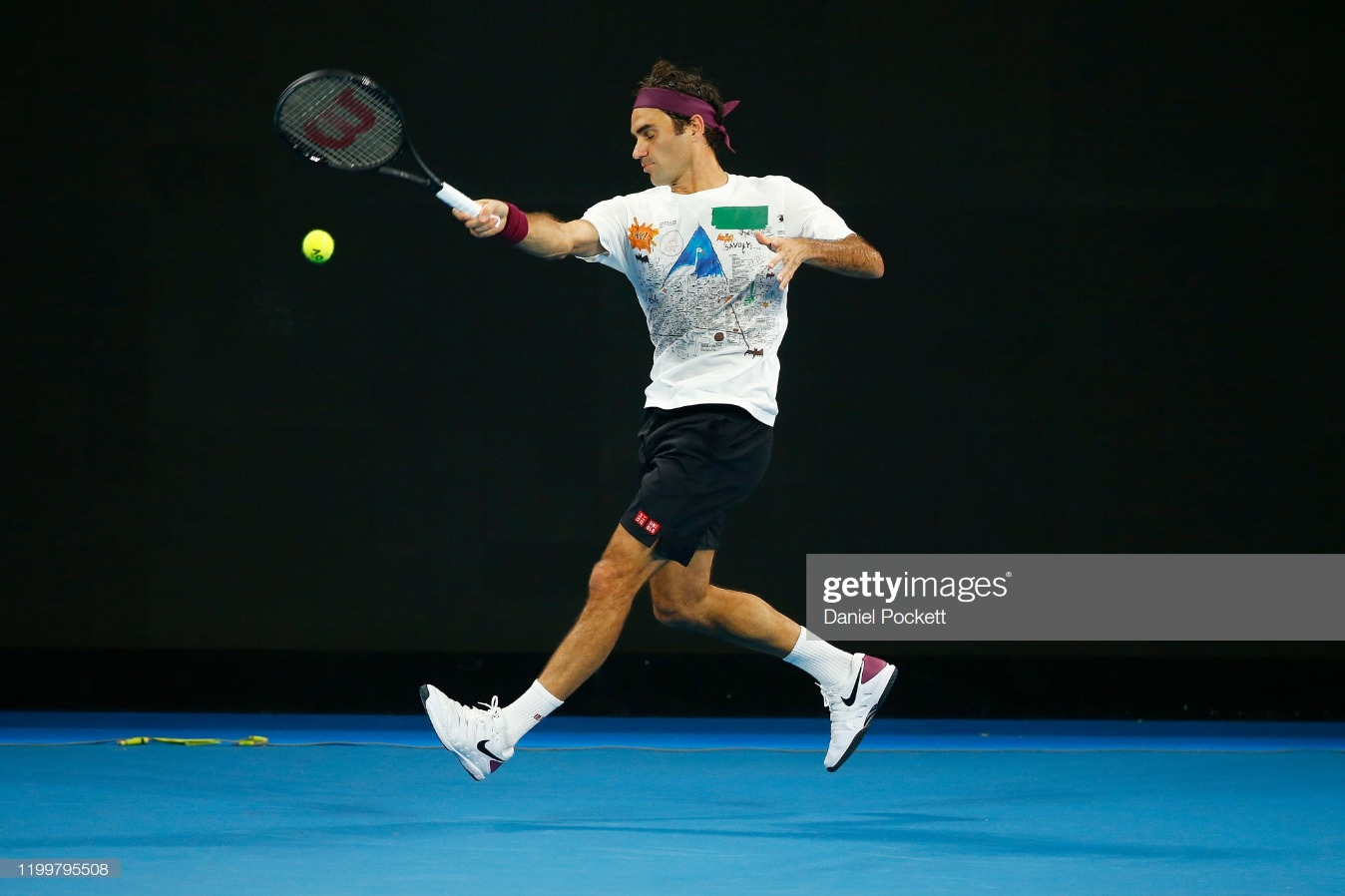 2020 Australian Open: Previews : News Photo