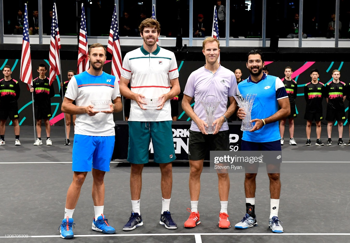 New York Open - Day 7 : News Photo