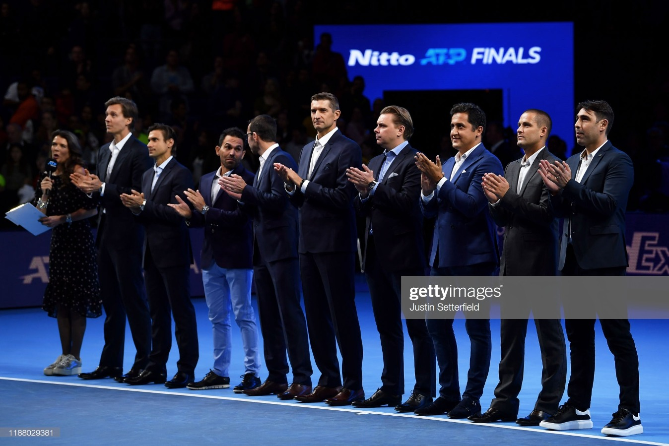 Nitto ATP World Tour Finals - Day Seven : News Photo