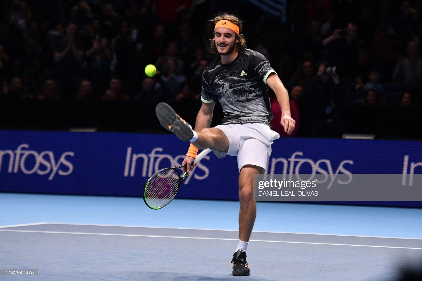 TOPSHOT-TENNIS-GBR-ATP-FINALS : News Photo