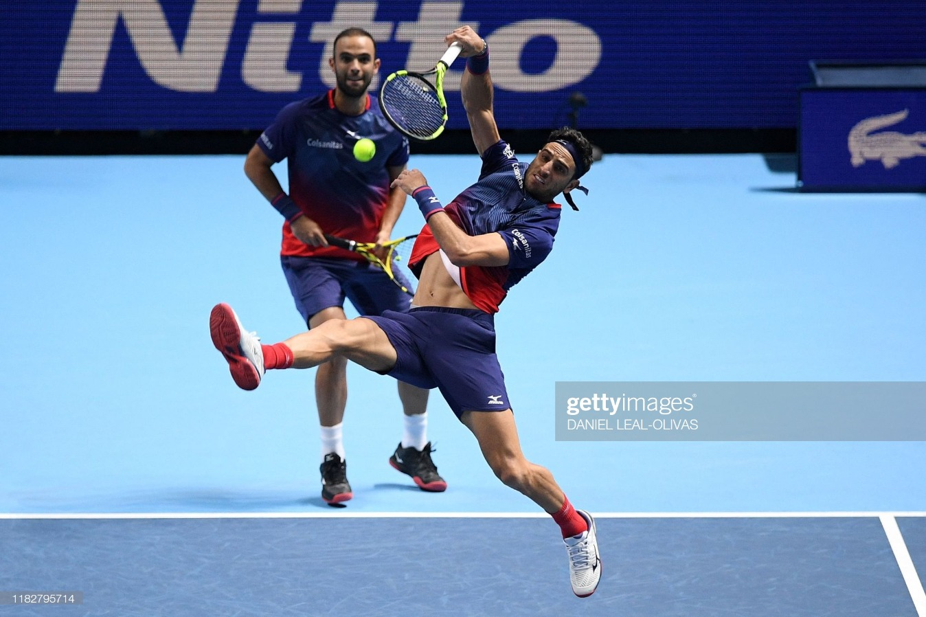 TENNIS-GBR-ATP-FINALS : News Photo
