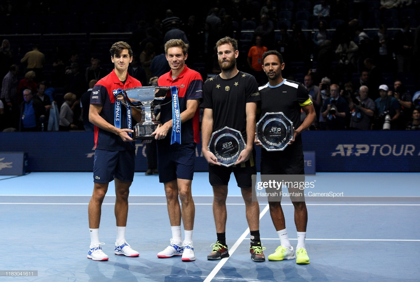 Nitto ATP World Tour Finals - Day Eight : News Photo