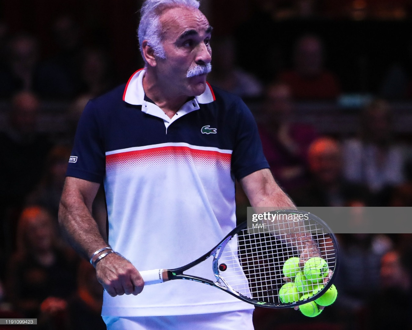 ATP Champions Tour At The Royal Albert Hall : News Photo