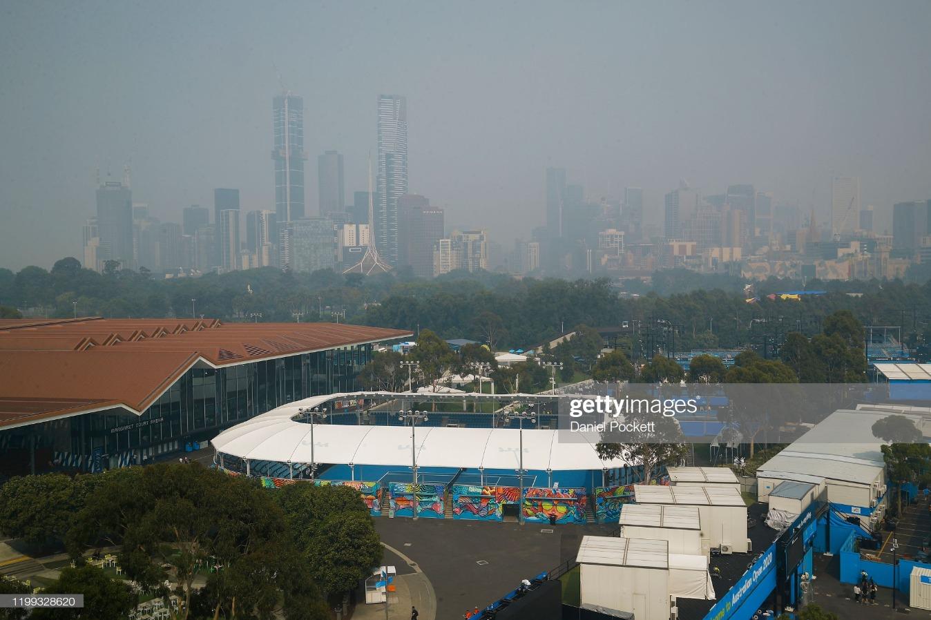 2020 Australian Open Qualifying : News Photo