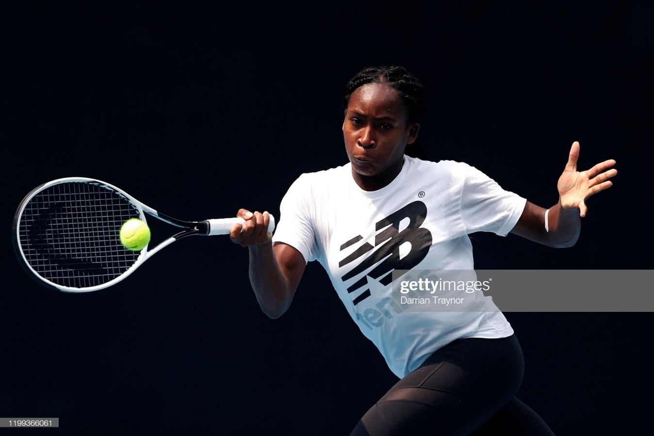 2020 Australian Open: Previews : News Photo