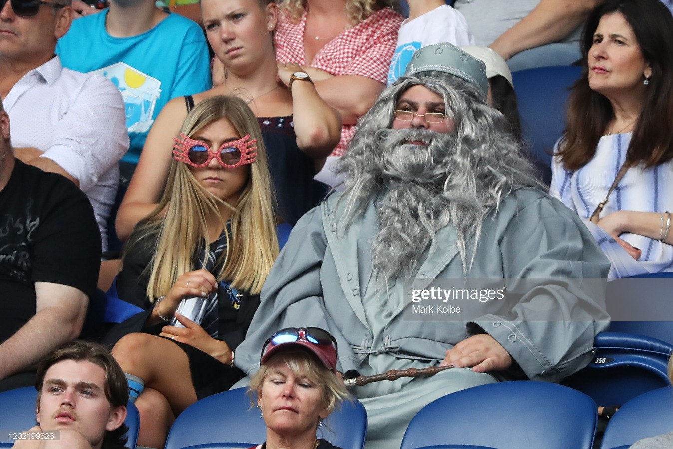 2020 Australian Open - Day 8 : News Photo