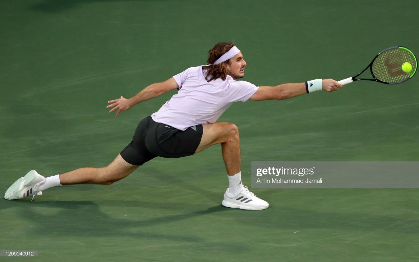 Dubai Duty Free Tennis - Day 11 : News Photo
