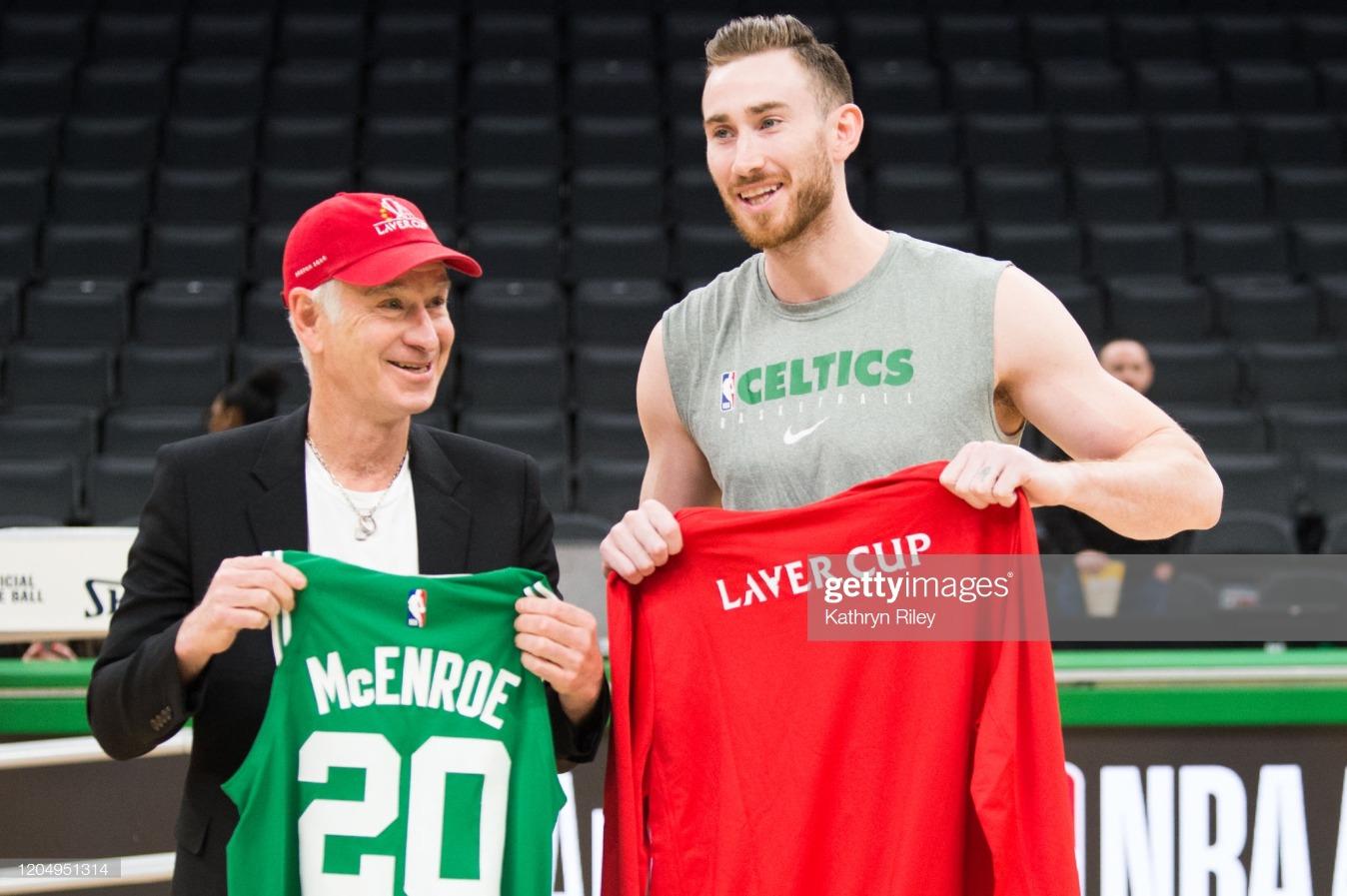 Brookyln Nets v Boston Celtics : News Photo
