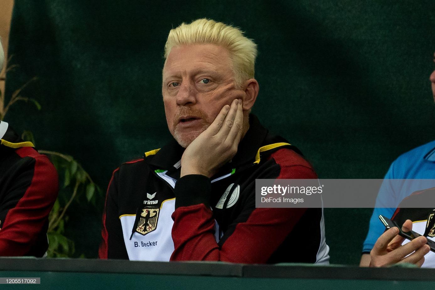 Germany v Belarus - Davis Cup Qualifier Day 1 : News Photo