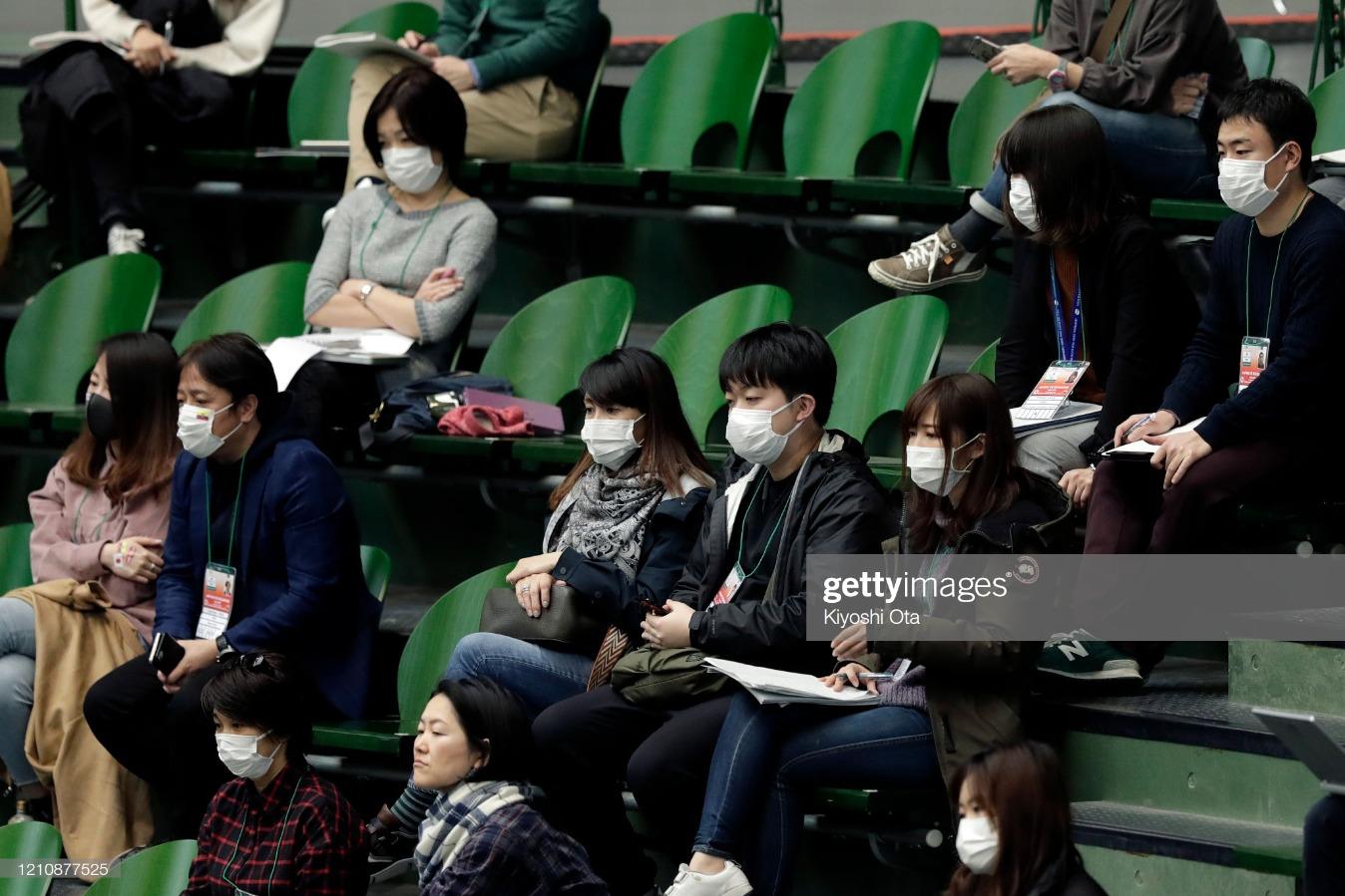 Japan v Ecuador - Davis Cup Qualifier: Day 1 : News Photo