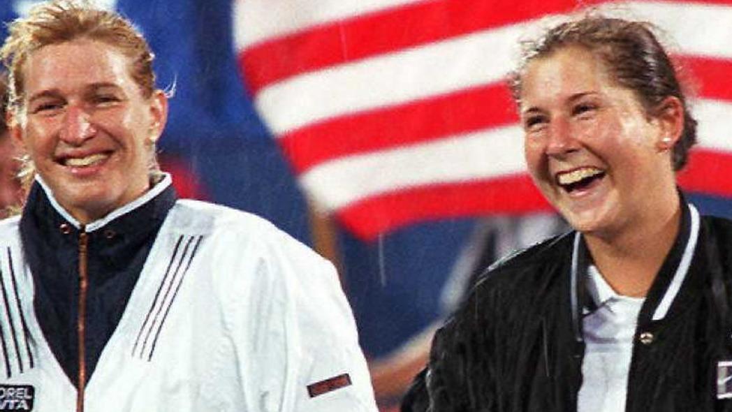 When Monica Seles ended Steffi Graf's 66-match winning streak ...