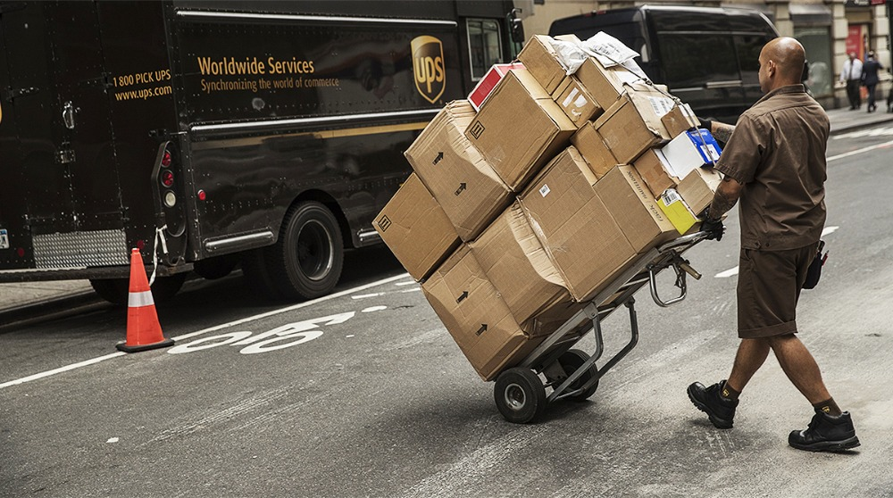 UPS, Teamsters Reach Tentative Deal on Five-Year Contract ...