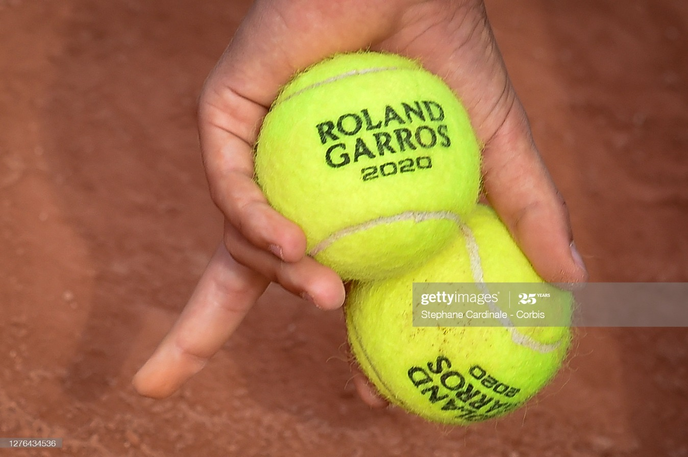 View Of Roland Garros : News Photo