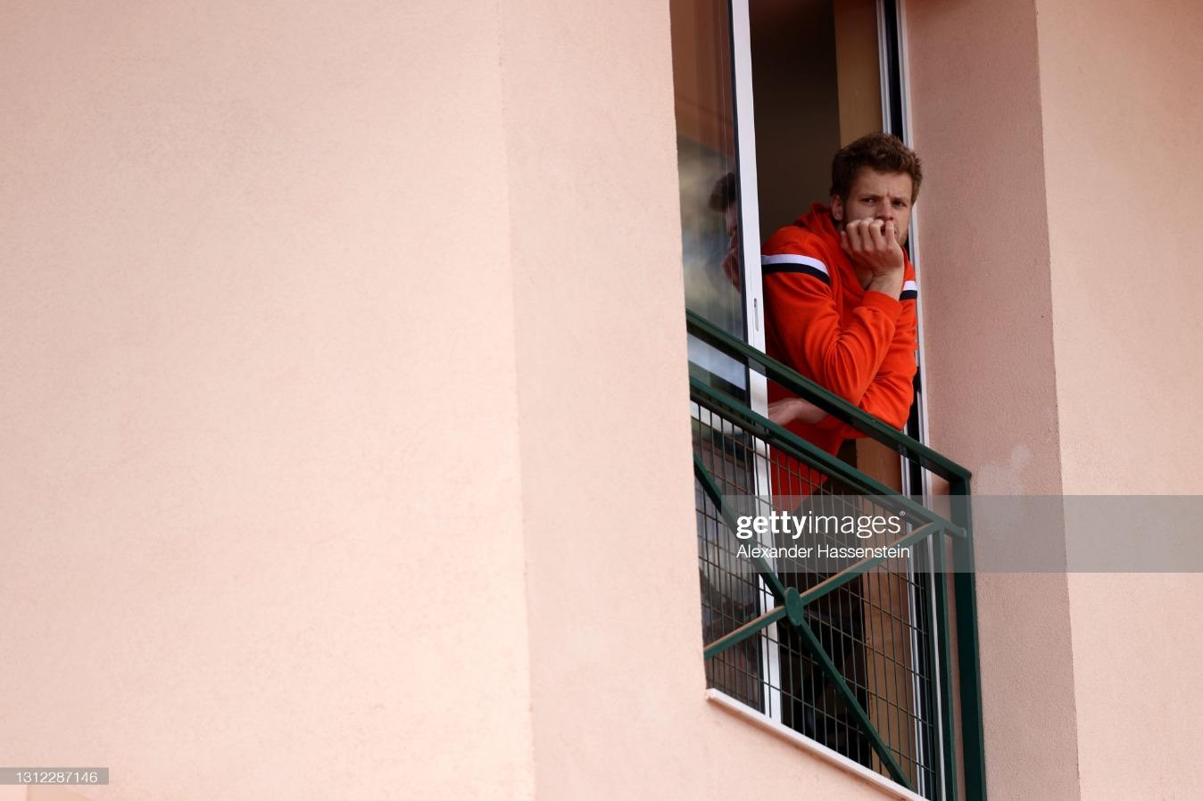 Rolex Monte-Carlo Masters - Day Three : News Photo