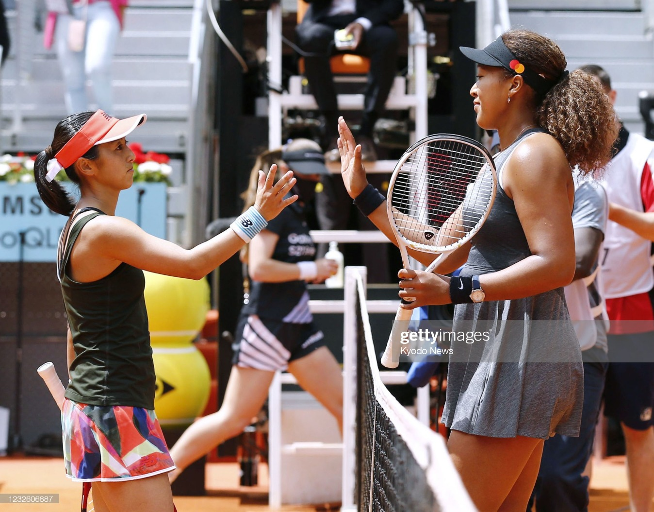 Tennis: Madrid Open : News Photo