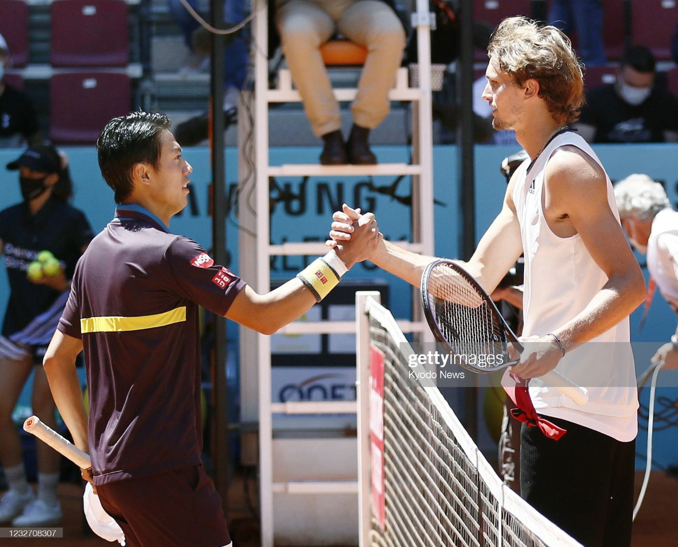 Tennis: Madrid Open : News Photo