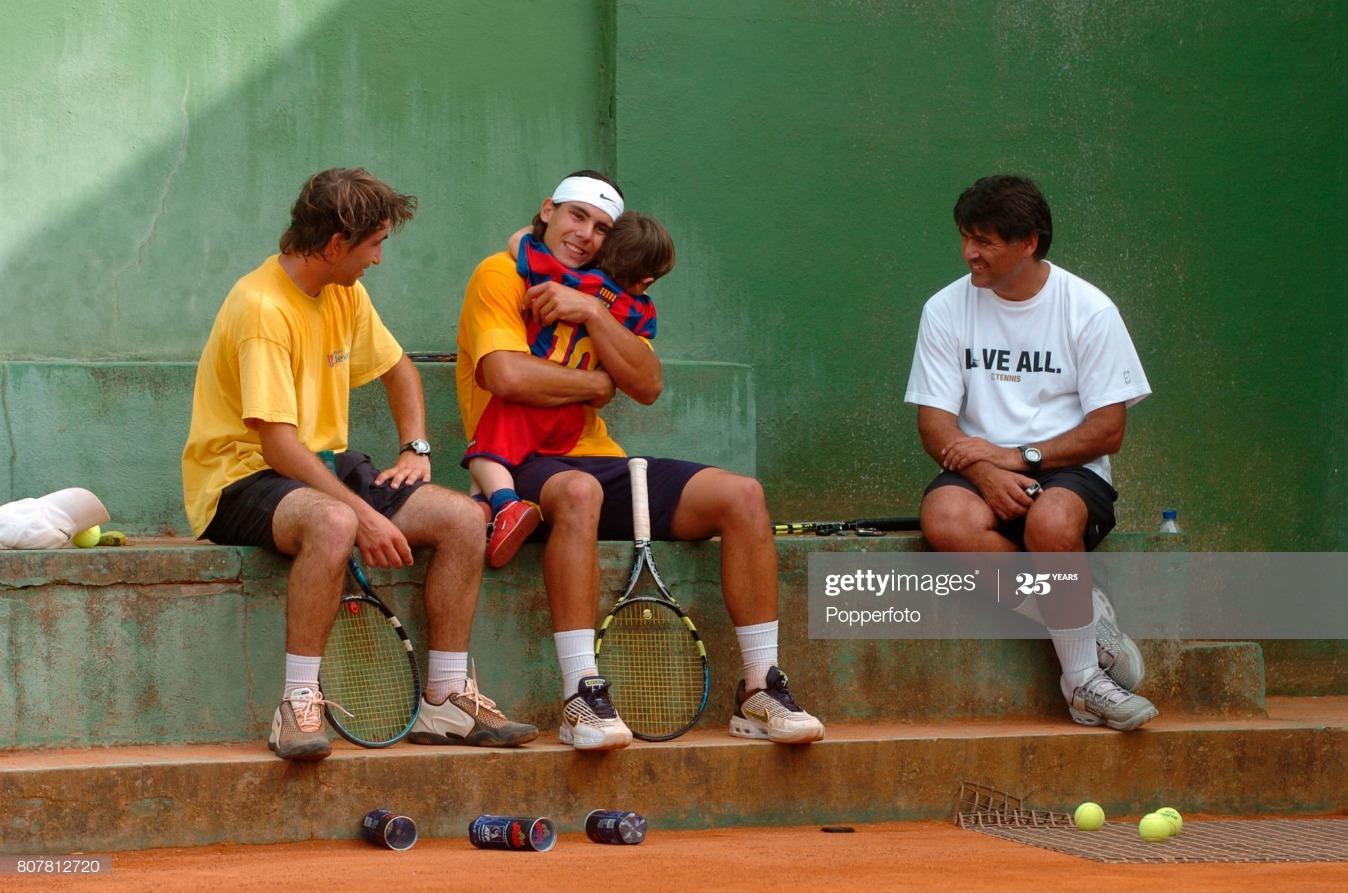Rafael Nadal... : News Photo