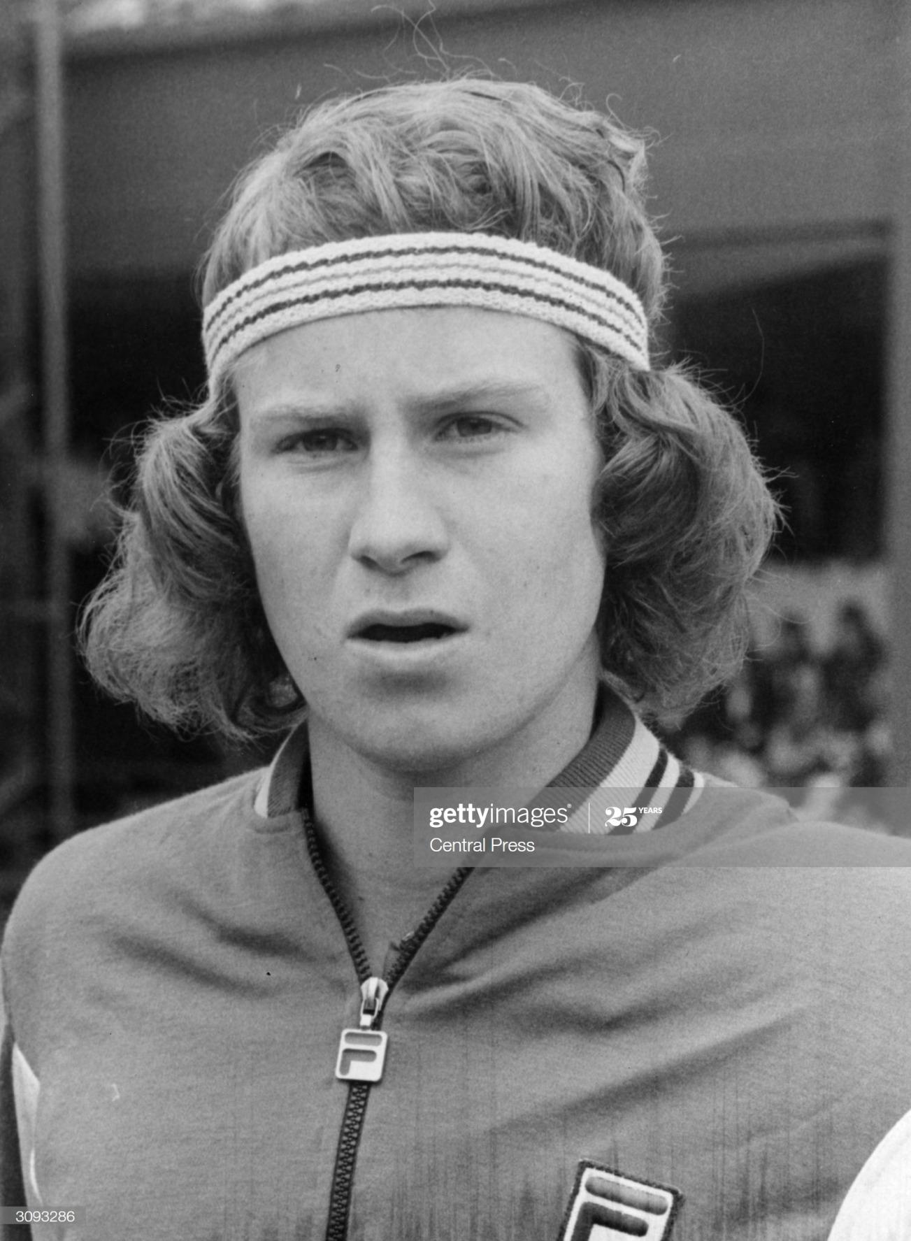 John McEnroe : News Photo