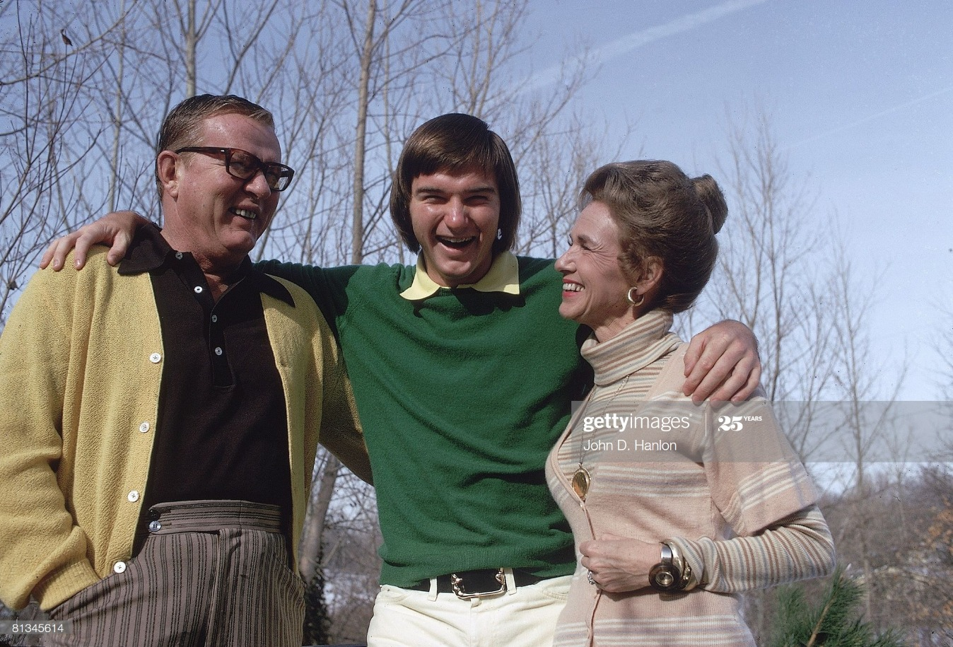 Jimmy Connors, 1973 Commercial Union Masters : News Photo
