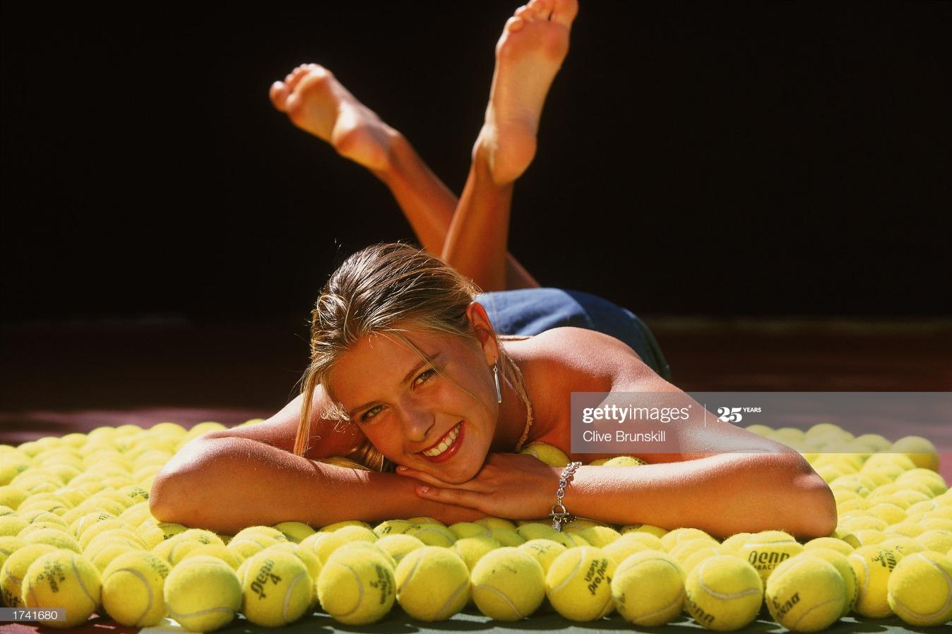 Maria Sharapova : News Photo
