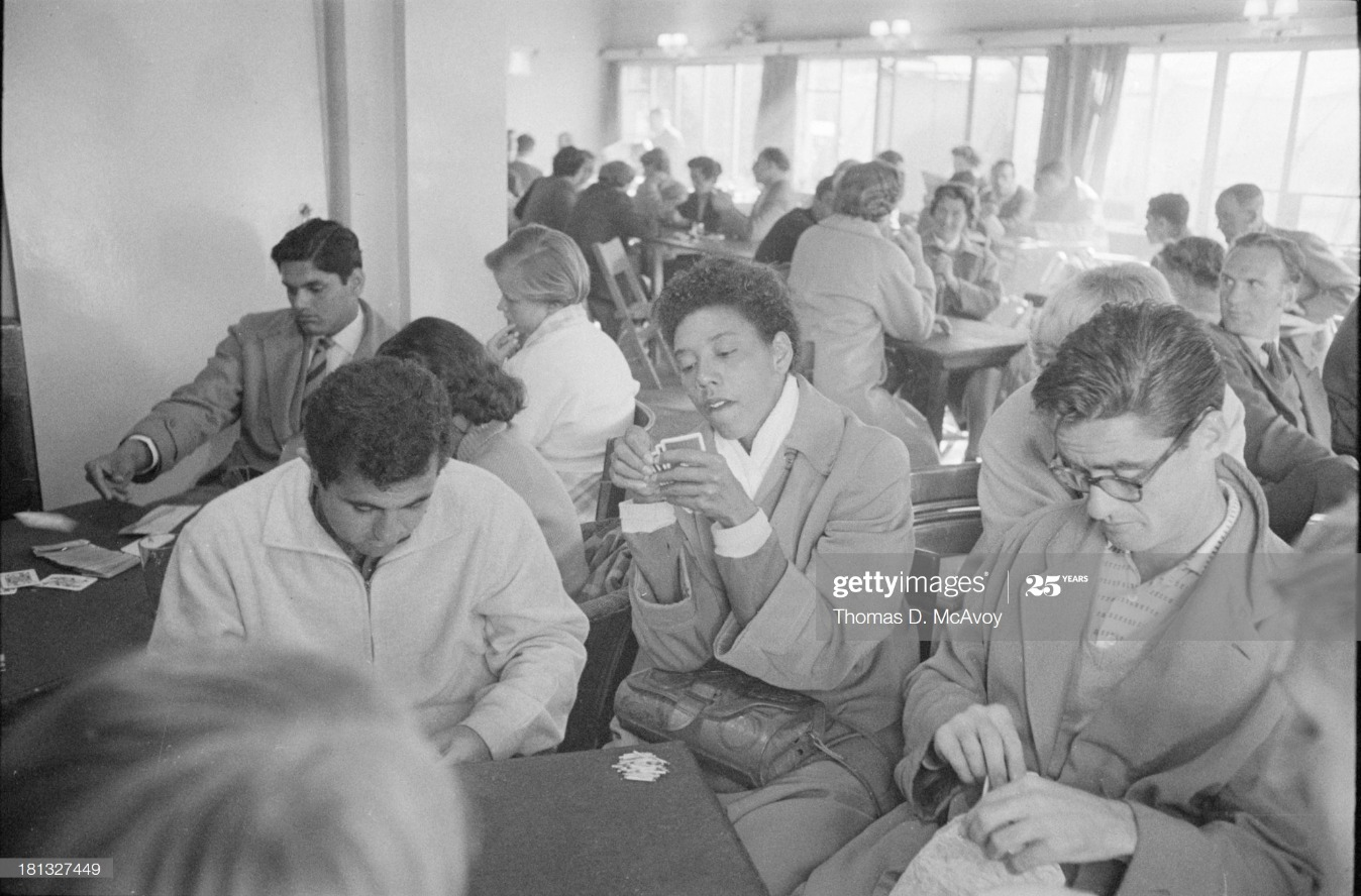 Althea Gibson At The French Championships : News Photo