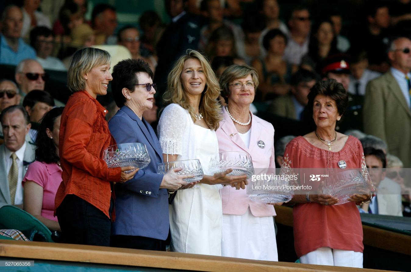 Tennis - Wimbledon Championships : News Photo