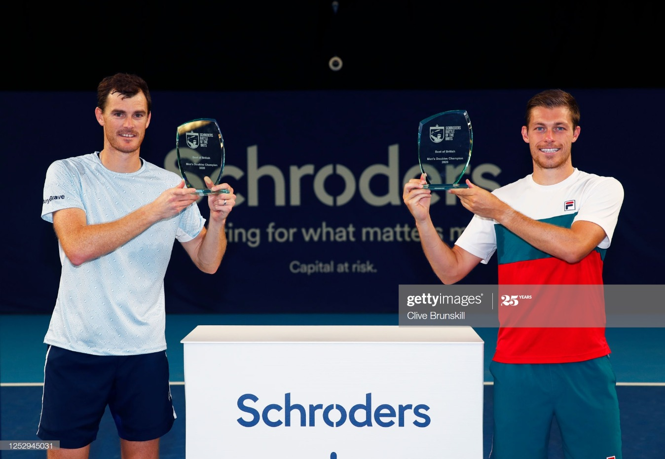 Schroders Battle Of The Brits - Day 5 : News Photo