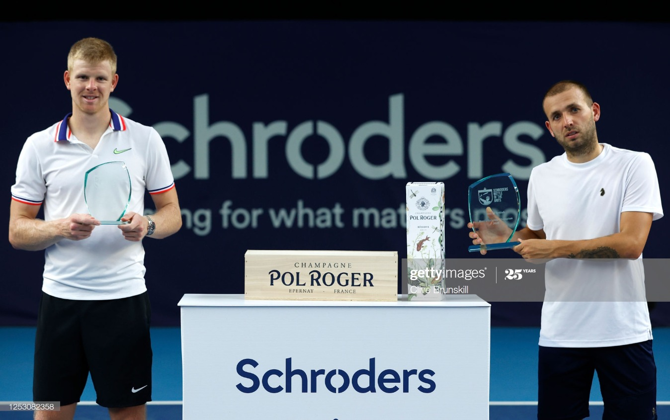 Schroders Battle Of The Brits - Day 6 : News Photo