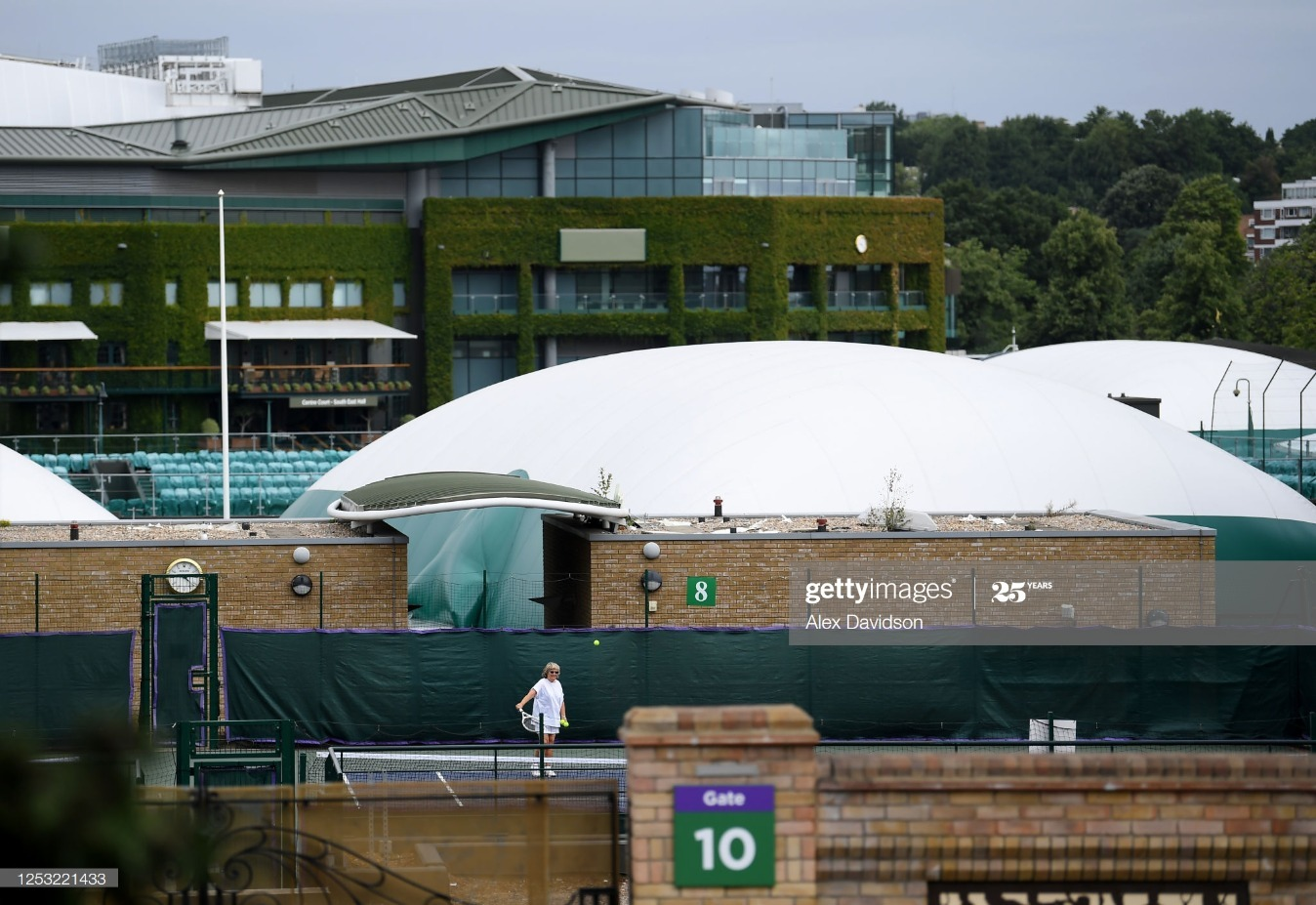 General Views Around Wimbledon And The All England Tennis and Croquet Club : News Photo