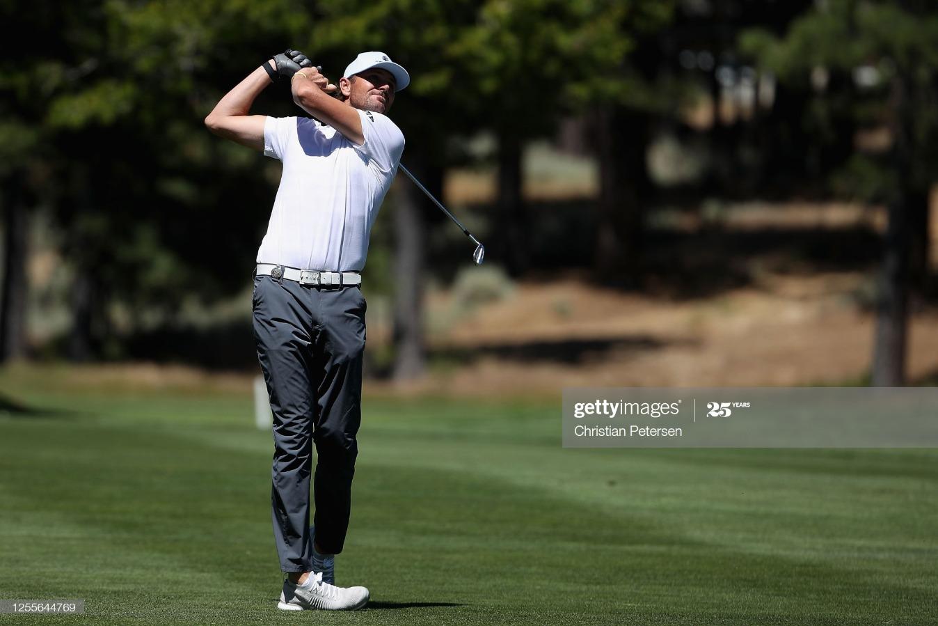 American Century Championship - Round Two : News Photo