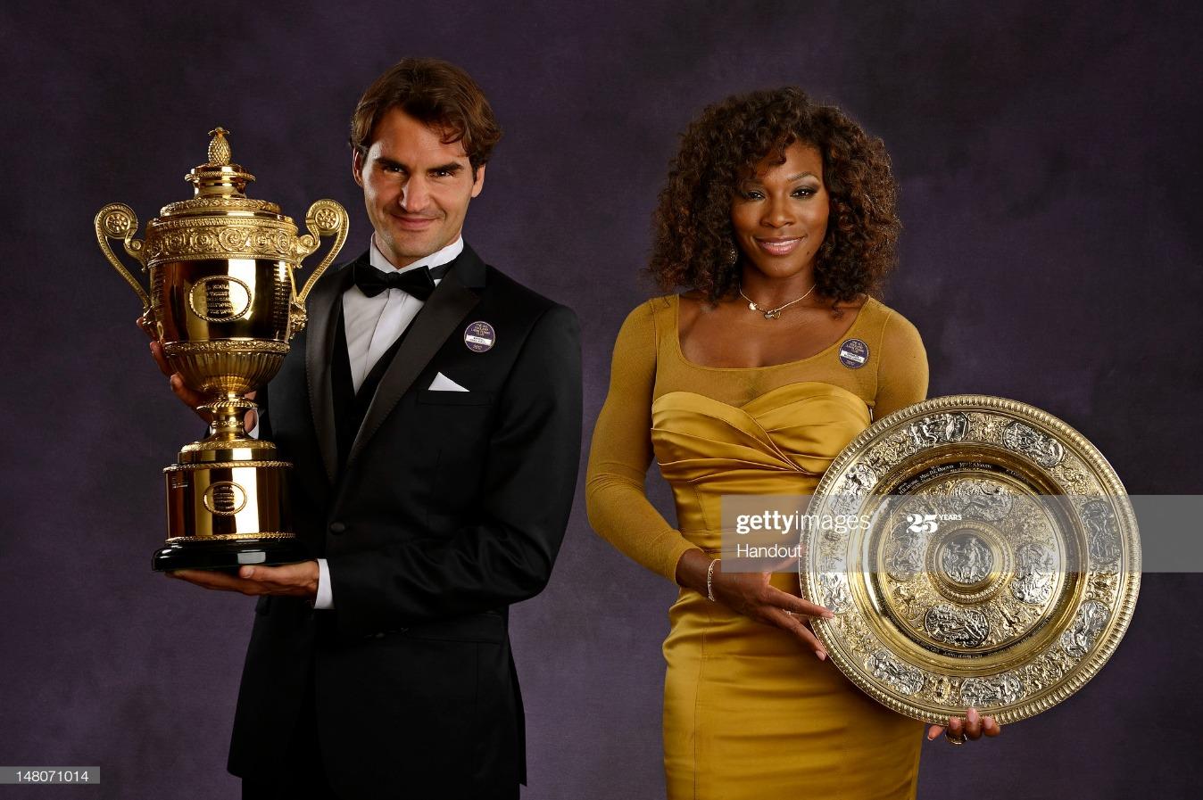 Wimbledon Championships 2012 Winners Ball : News Photo