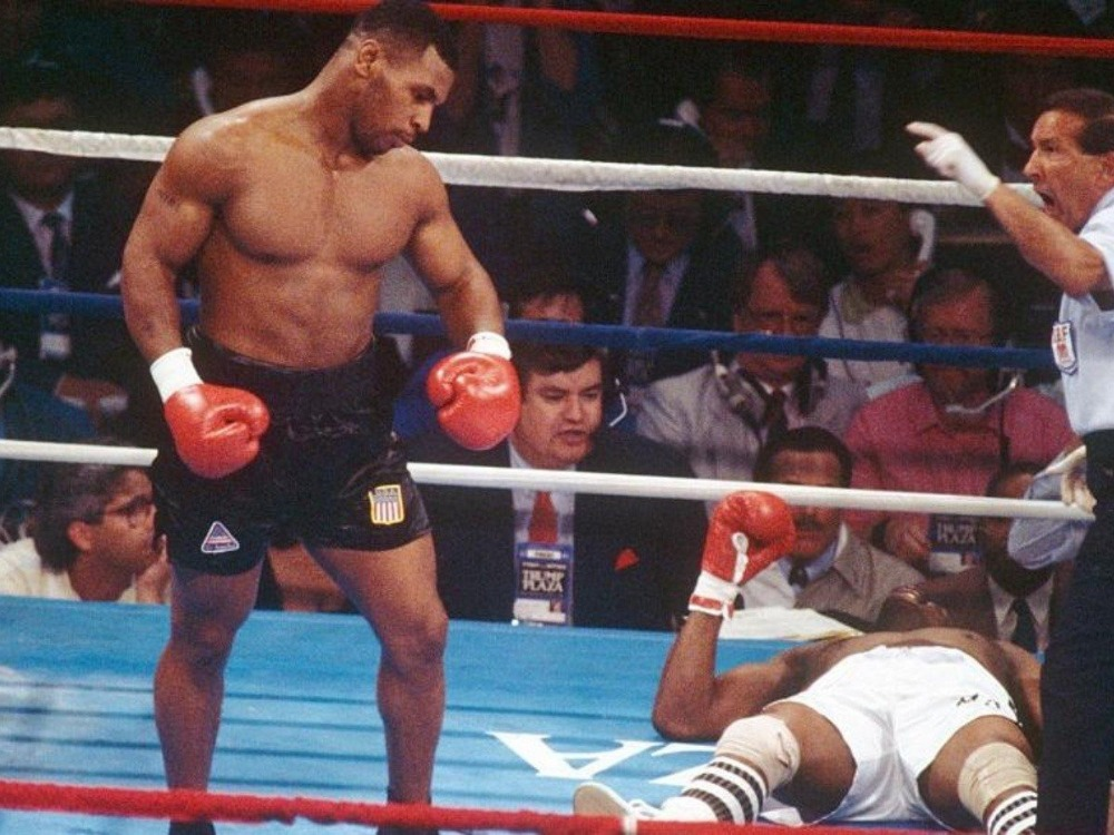 Mike Tyson knockouts: Top 10 quickest KO's in his boxing career | Bolavip US