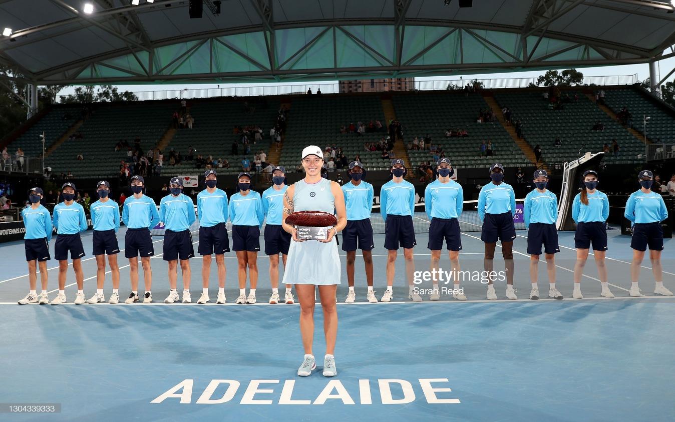 Adelaide International WTA 500 - Day 6 : News Photo