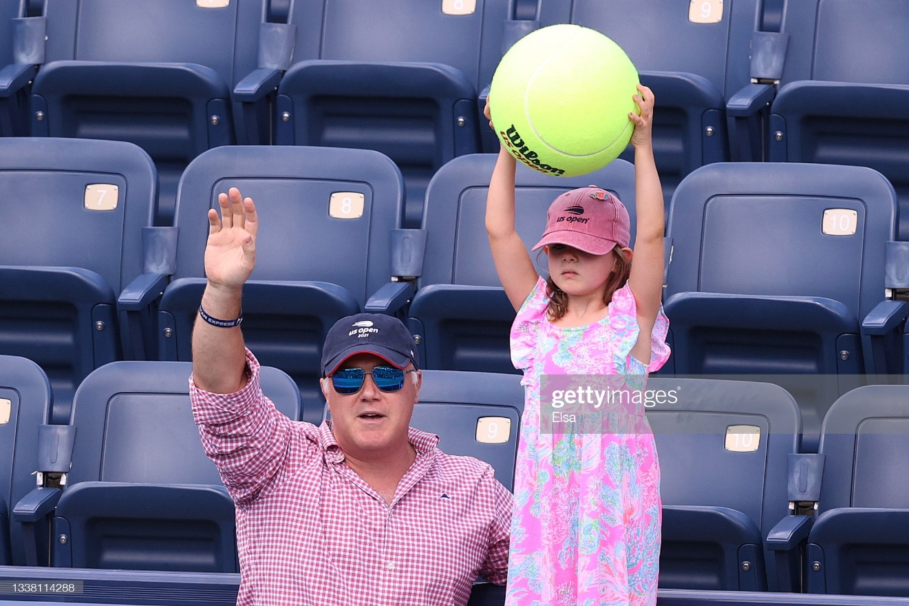 2021 US Open - Day 5 : News Photo