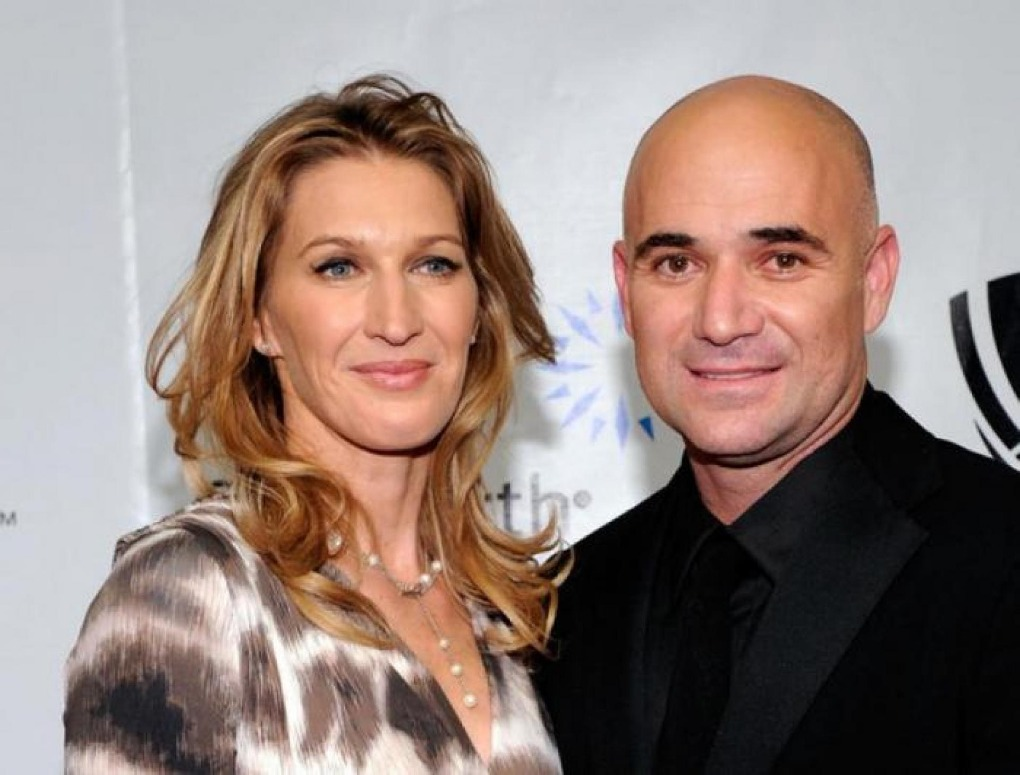 Andre Agassi: I hope to spend 20 more years with wife Steffi Graf