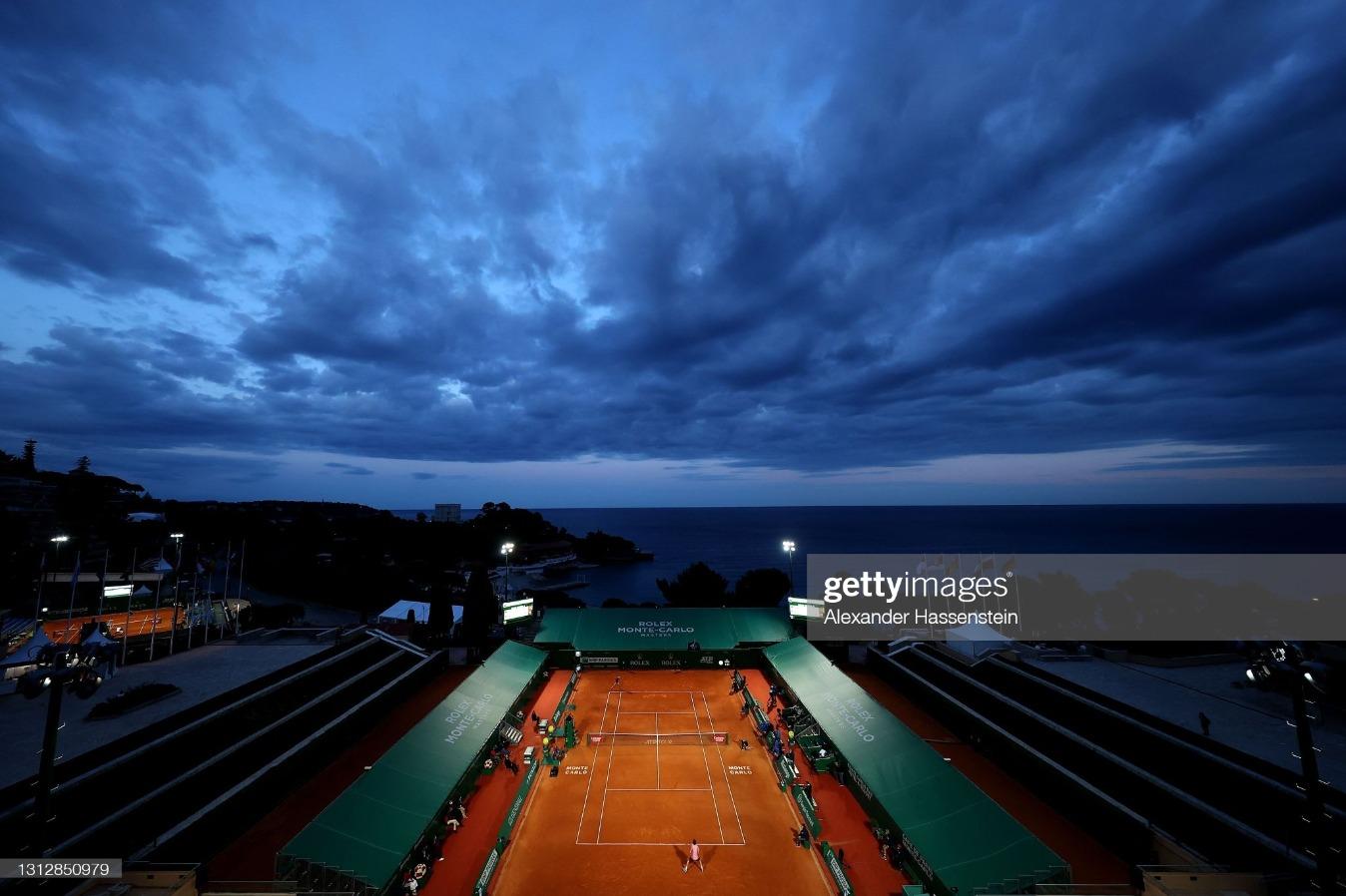 Rolex Monte-Carlo Masters - Day Six : News Photo