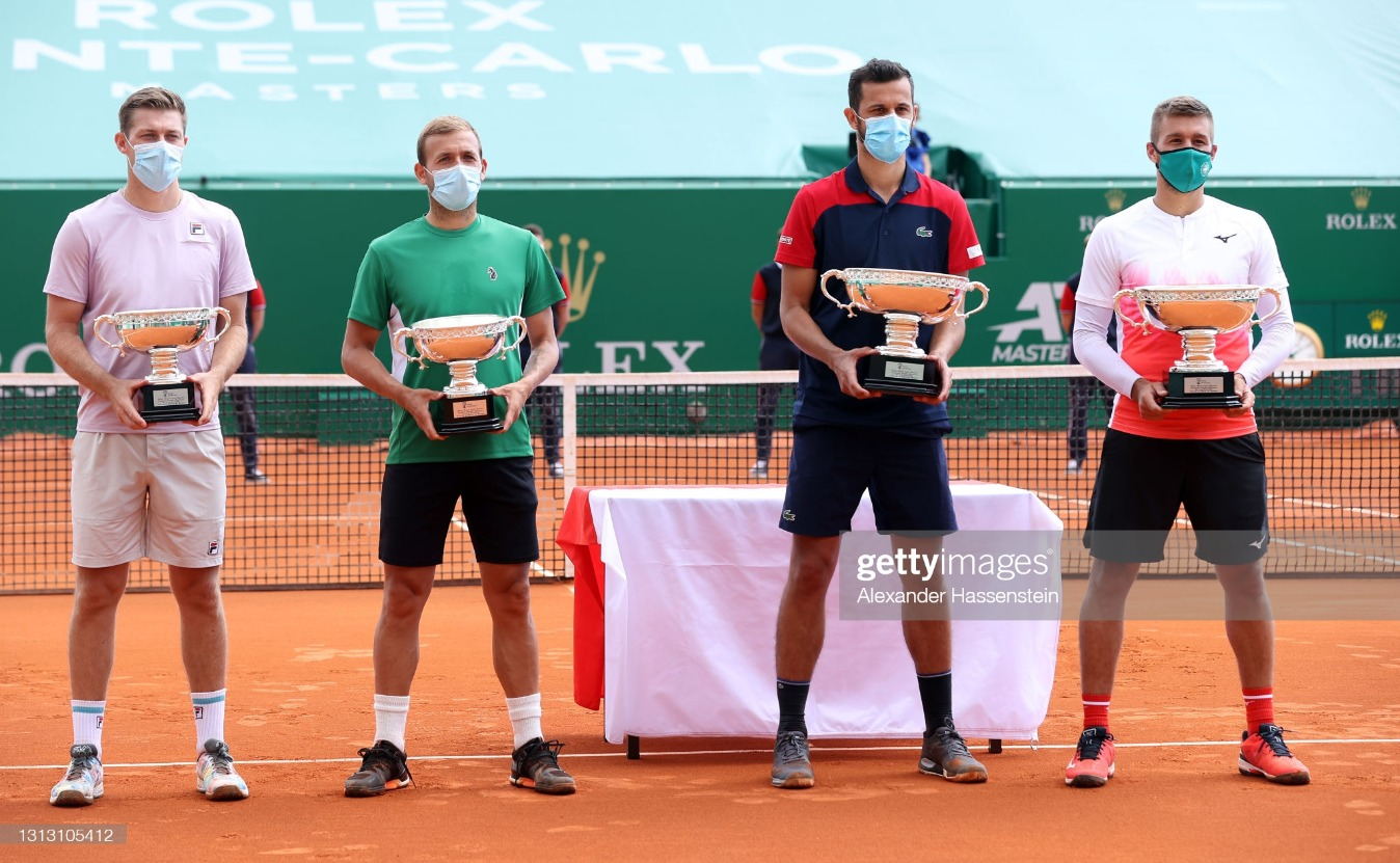 Rolex Monte-Carlo Masters - Day Eight : News Photo