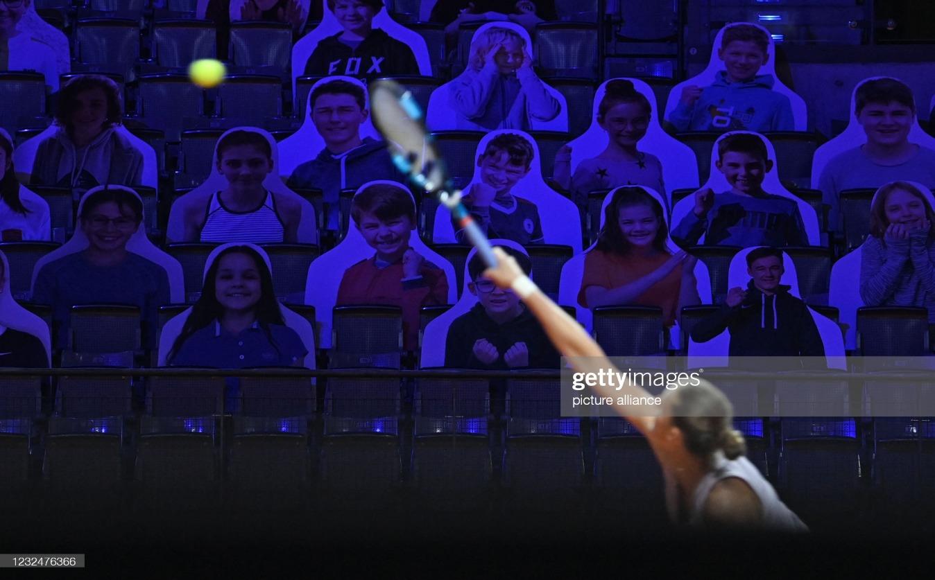 Tennis: WTA Tour - Stuttgart : News Photo