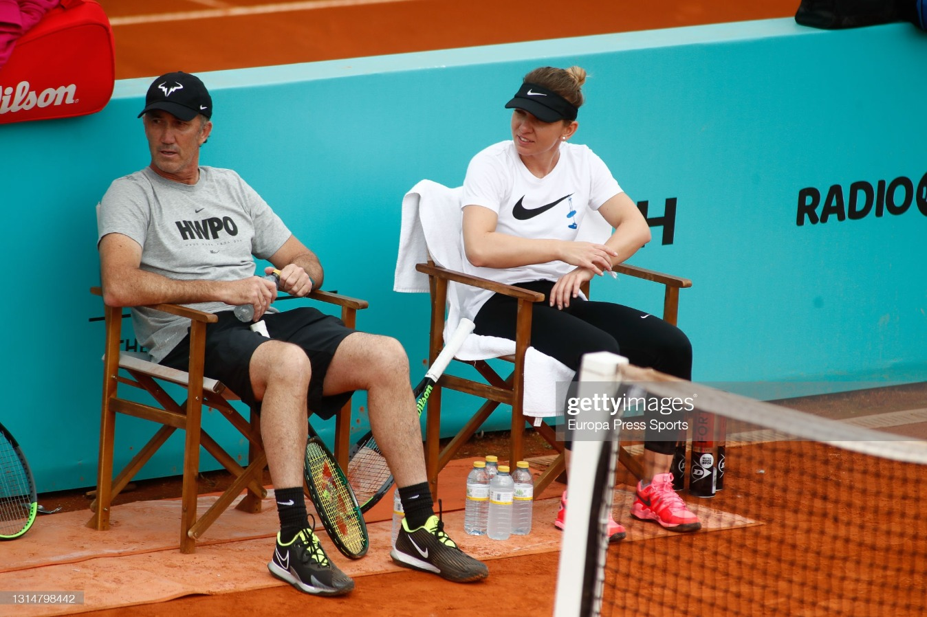 Mutua Madrid Open 2021 - Qualify Day One : News Photo