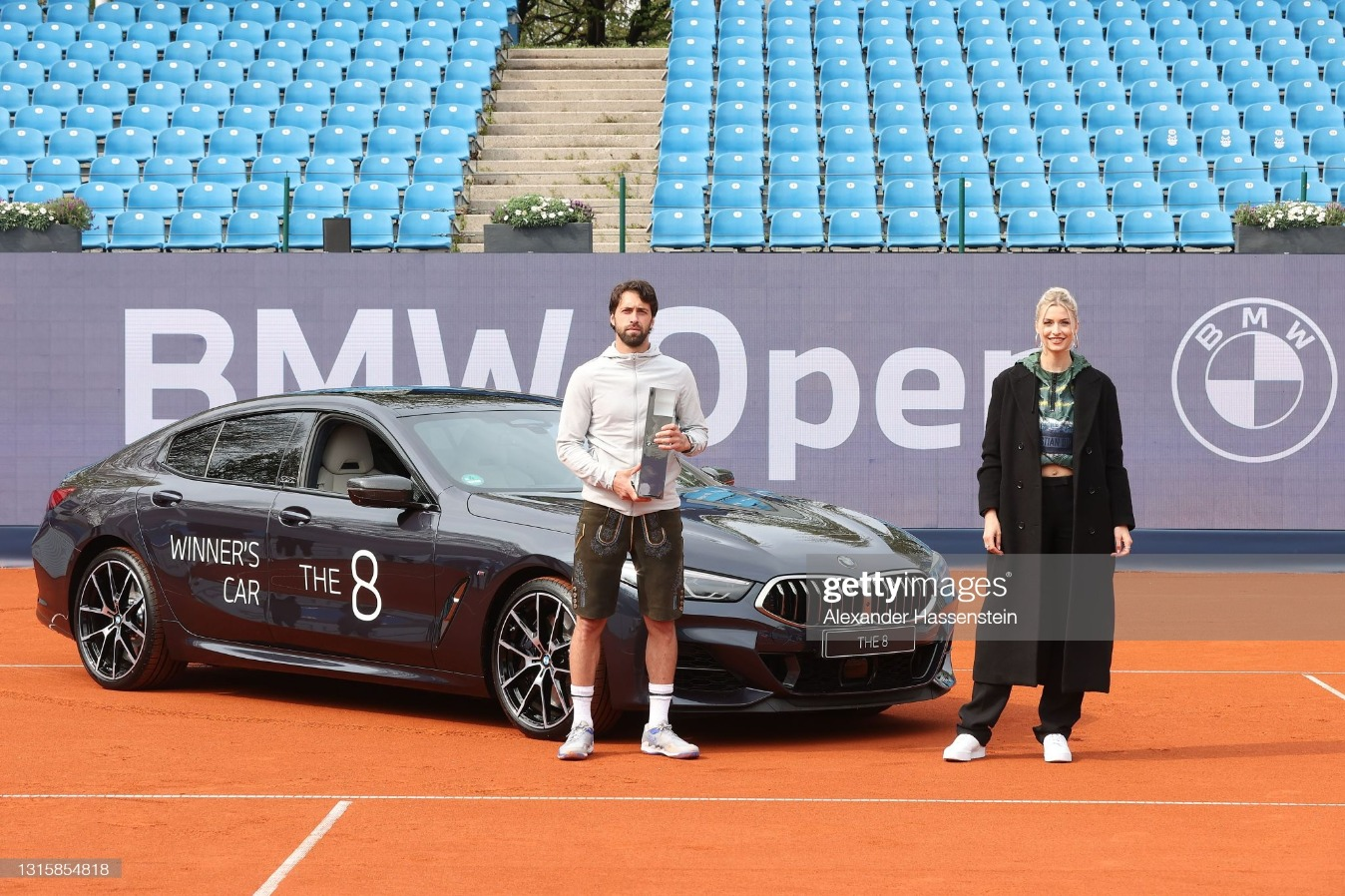 BMW Open - Day 9 : News Photo