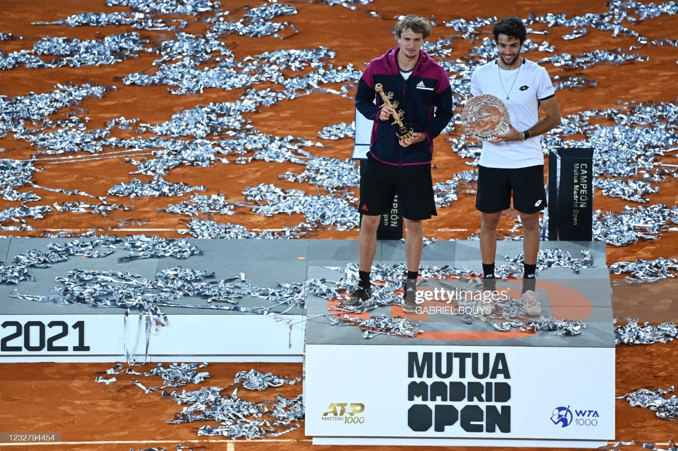 TENNIS-ATP-ESP : News Photo